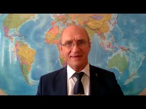 Видеообращение о террористической деятельности ФСБ и руководства Российской Федерации