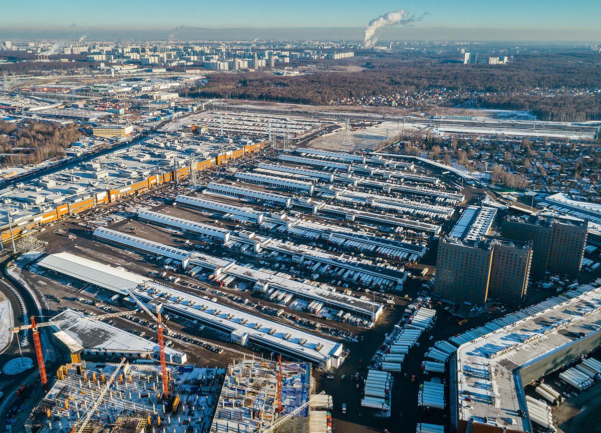 Kрышевание, отрезанные уши, этнические конфликты: как происходит передел рынков вМоскве