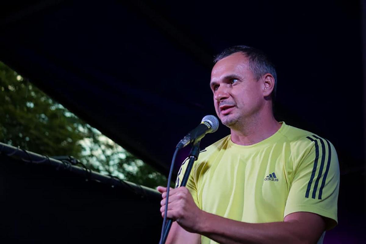 Олег Сенцов: «Ярежиссер. Вполитики несобирался»