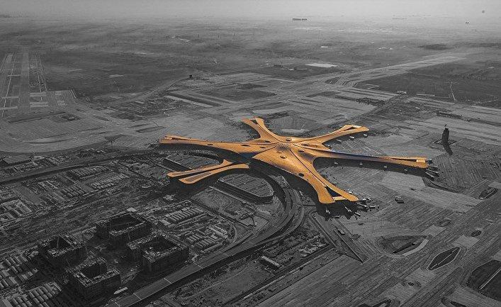 Международный аэропорт Пекин Дасин